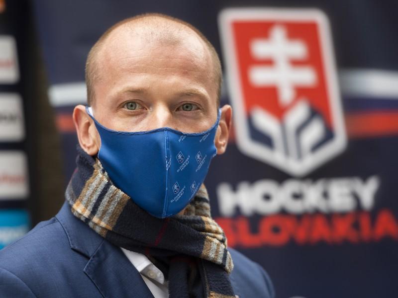 Výkonný riaditeľ Slovenského zväzu ľadového hokeja (SZĽH) Peter Kruľ