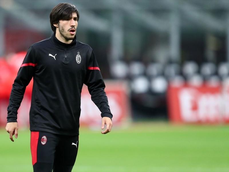 AC Miláno si poistilo služby Tonaliho
