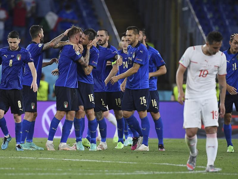 Taliani sa radujú z víťazstva