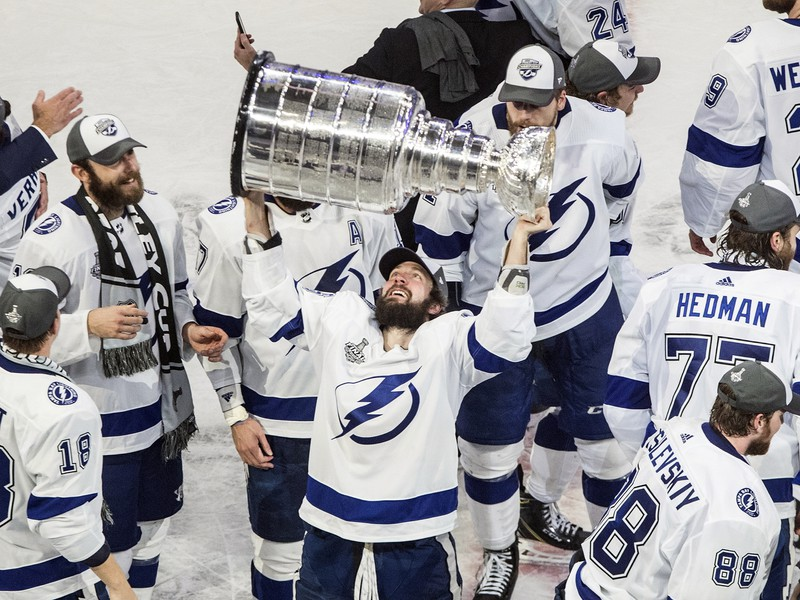 Tampa Bay Lightning získala Stanley Cup