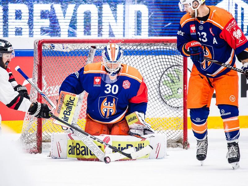Bystrica prehrala na ľade favorita 0:3