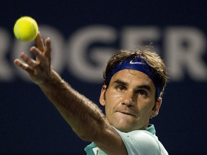Federer má šancu na zisk 80. titulu v kariére.
