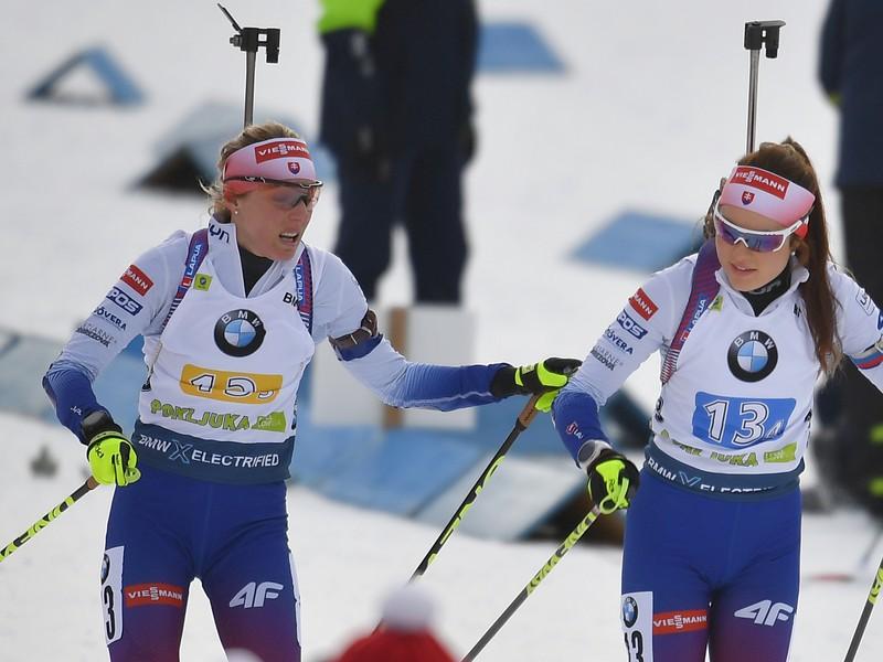 Terézia Poliaková a Veronika Machyniaková