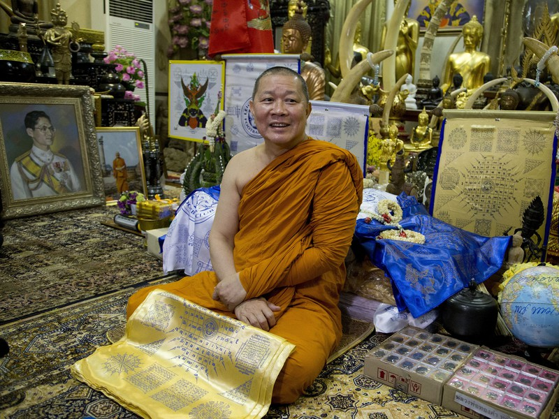 Phra Prommangkalachan pred pár mesiacmi predpovedal, že zverenci Claudia Ranieriho sa stanú majstrami