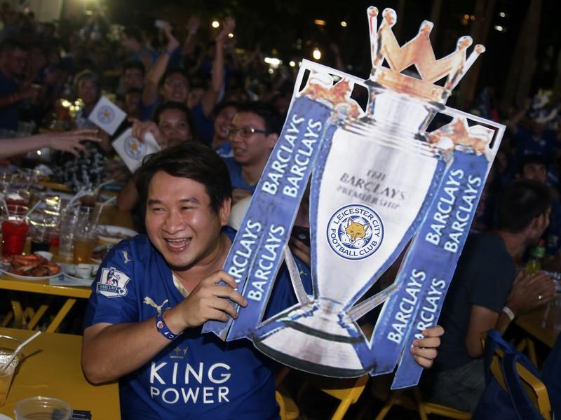 Oslavy premiérového titulu sa konali aj v Thajsku