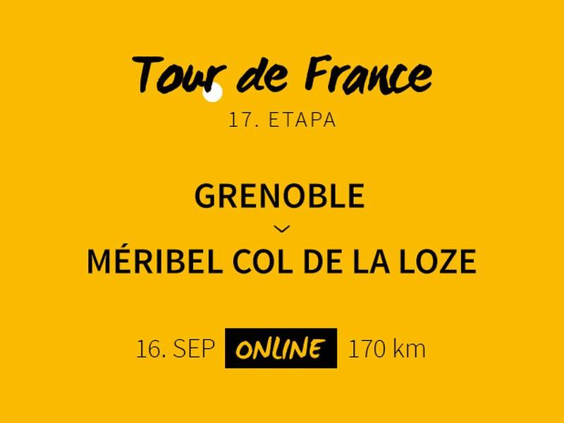 Tour de France 2020: 17. etapa