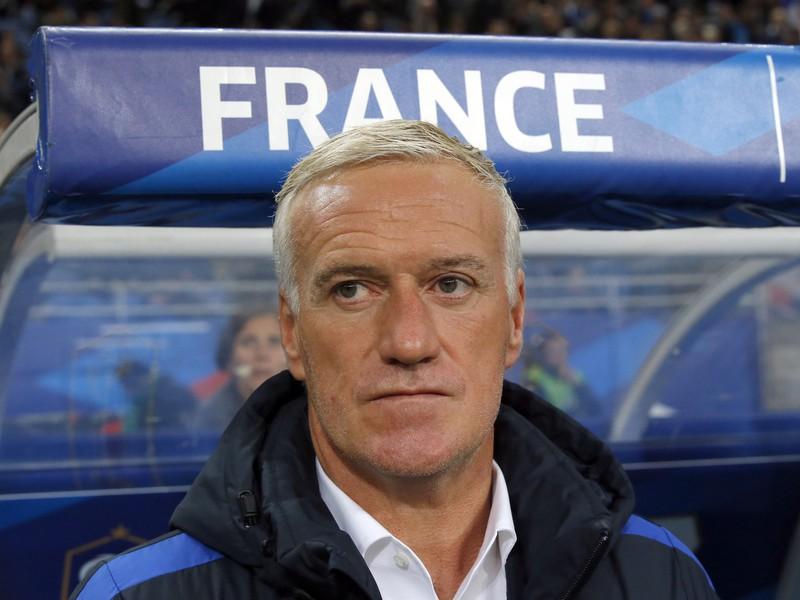 Francúzsky kouč Didier Deschamps