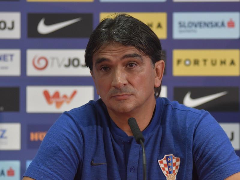 Chorvátsky tréner Zlatko Dalič