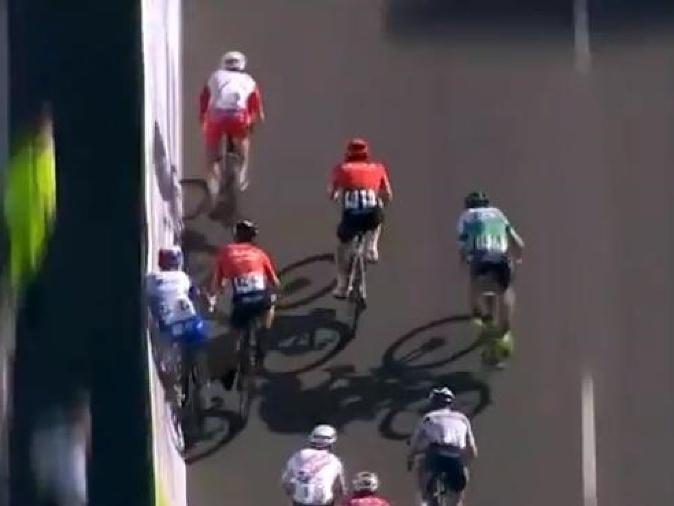 UCI žiada ďalší trest pre Francúza Nacera Bouhanniho Bouhanniho
