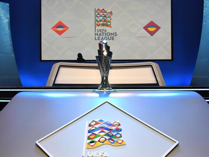 Žreb Ligy národov UEFA