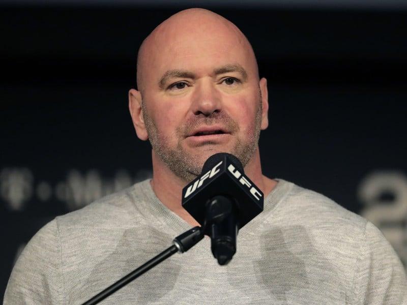 Prezident UFC Dana White