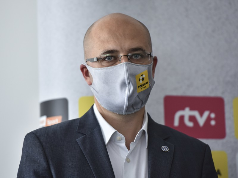Výkonný riaditeľ Únie ligových klubov Michal Mertinyák