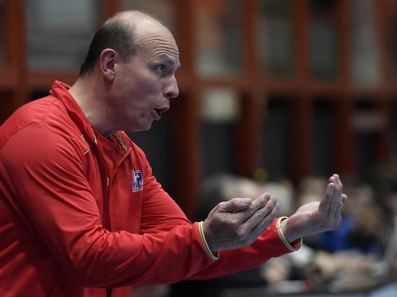 Tréner Václav Straka