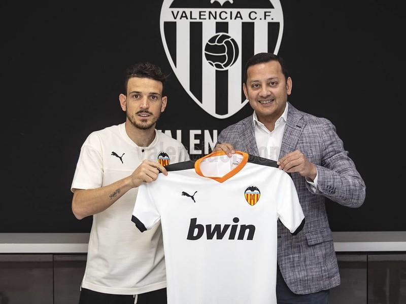 Alessandro Florenzi prišiel do Valencie na polročné hosťovanie