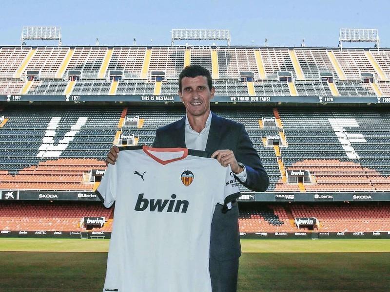 Javi Garcia novým trénerom Valencie