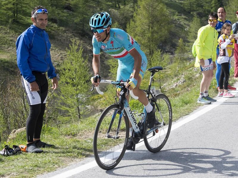 Taliansky cyklista Vincenzo Nibali
