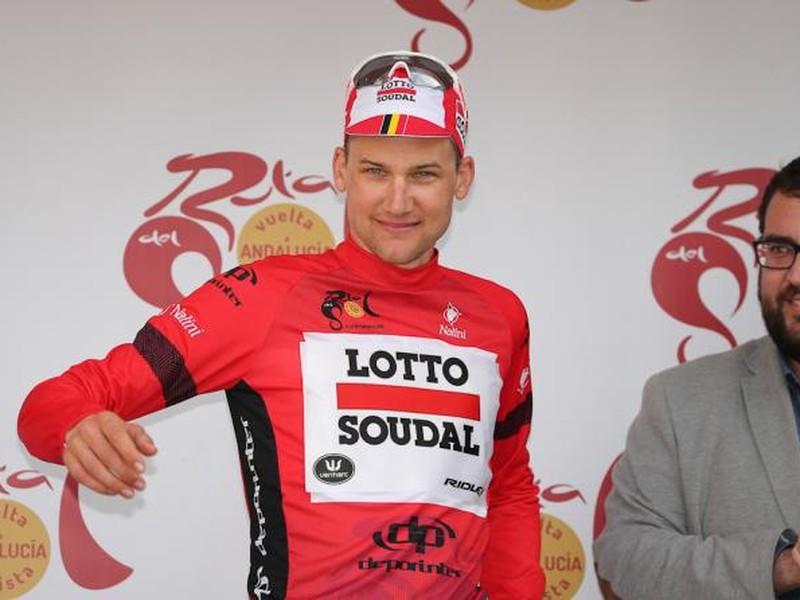 Tim Wellens sa stal celkovým víťazom Okolo Andalúzie