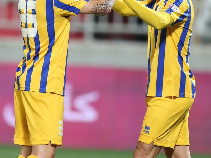 Weiss rozhodol o víťazstve Al-Gharafy vo finále QSL Cup-u