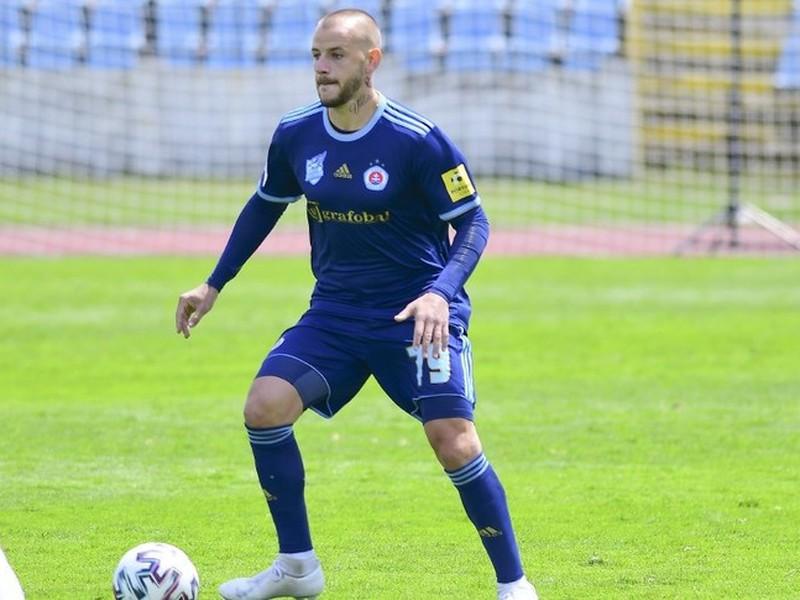 Vladimír Weiss debutoval v drese Slovana