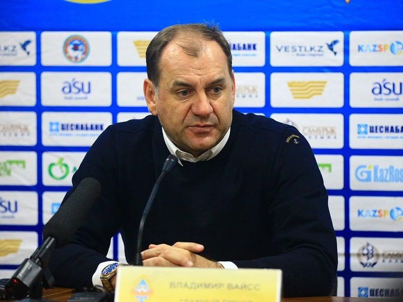 Vladimír Weiss sa aj napriek triumfu s Kajrat Almaty nedočkal majstrovského titulu
