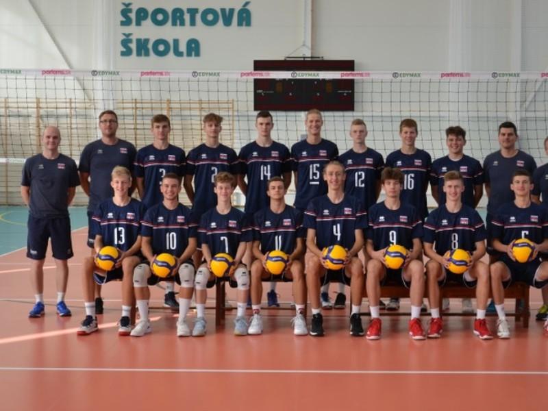 Reprezentácia kadetov Slovenska