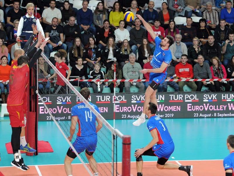 Slovensko zdolalo Čiernu Horu jasne 3:0