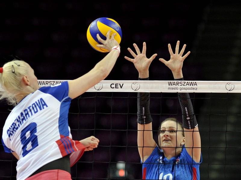 Slovenkám proti Česku nestačil ani dobrý úvod