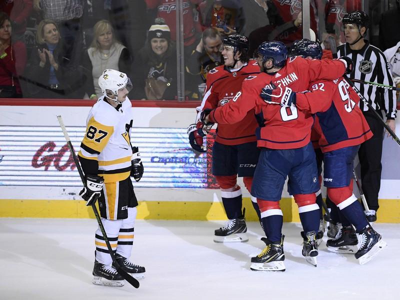Pittsburgh prehral s Washingtonom už piaty zápas v rade
