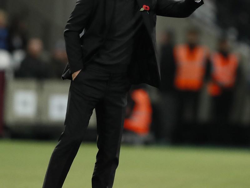 Slaven Bilič, manažér West Hamu