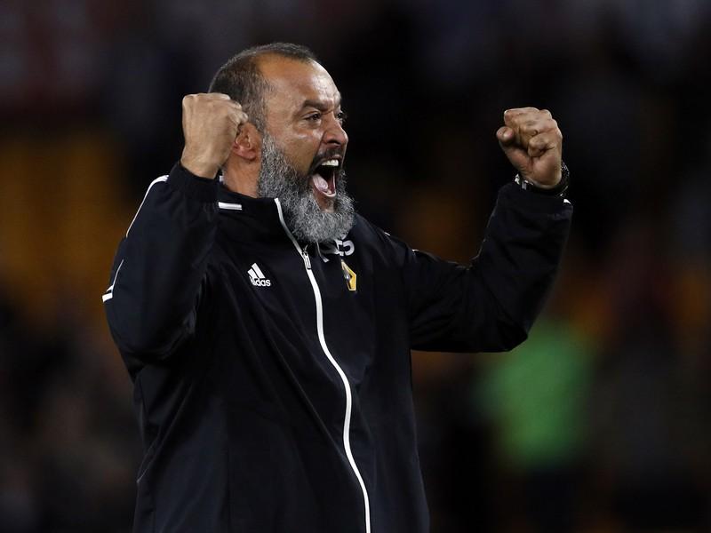 Portugalský tréner Nuno Espirito Santo