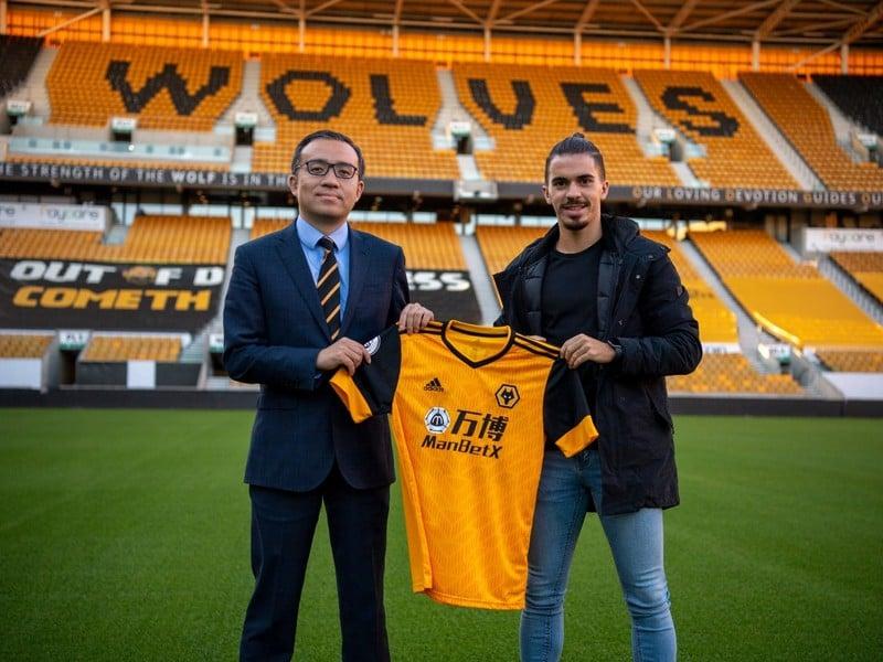 Portugalský mladík Vitinha ďalšou posilou Wolverhamptonu