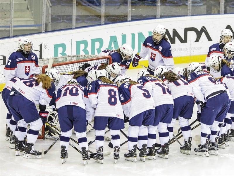 Slovenské hokejové reprezentantky