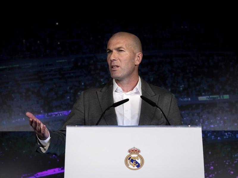 Zinedine Zidane opäť trénerom Realu Madrid
