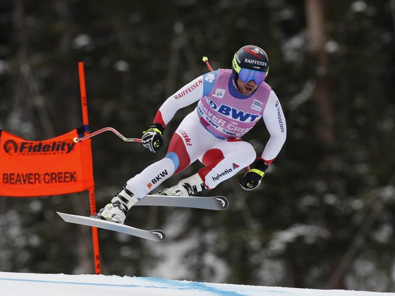 Švajčiarsky lyžiar Beat Feuz