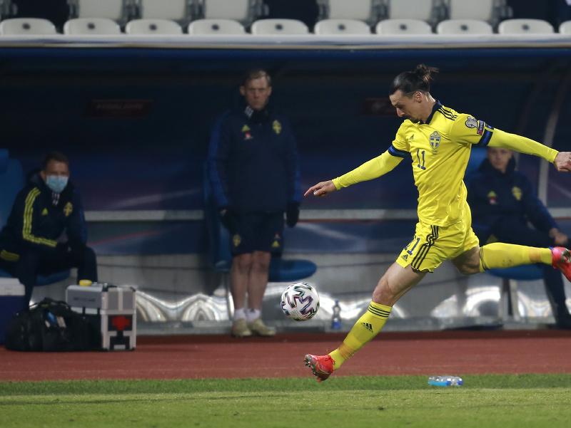 Zlatan Ibrahimovič opäť v drese Švédska