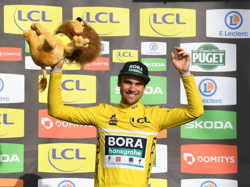 Celkovým víťazom pretekov Paríž - Nice sa stal nemecký jazdec tímu Bora-Hansgrohe Maximilian Schachmann