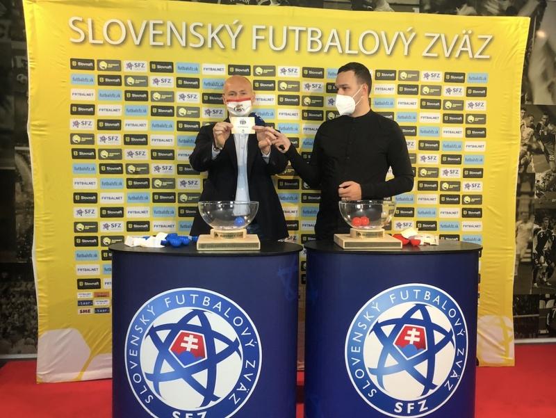 Žreb Slovnaft Cupu