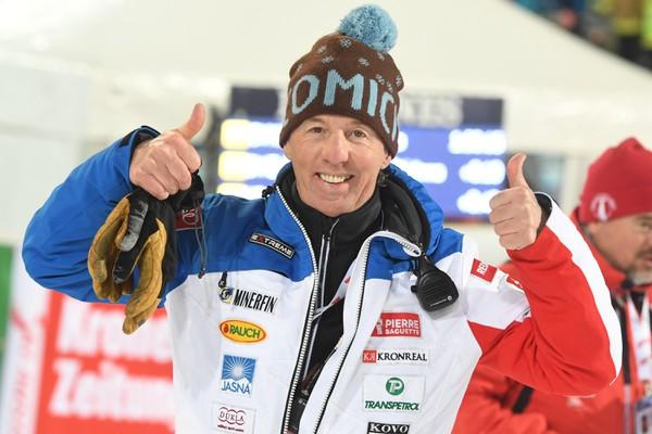 Tréner slovenskej lyžiarky Petry