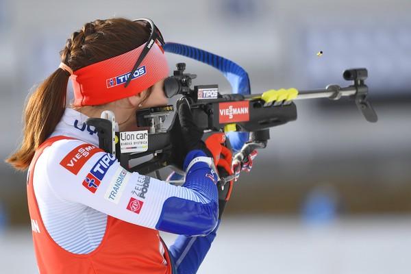 Na snímke slovenská reprezentantka