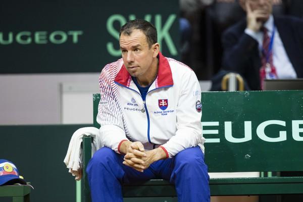 Nehrajúci kapitán slovenského tímu