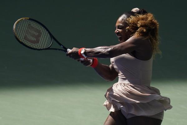 Serena Williamsová v osemfinále