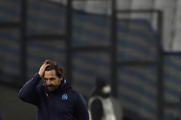 Tréner Olympique Marseille André