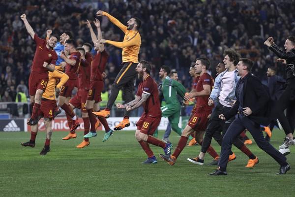 Futbalisti AS Rím sa