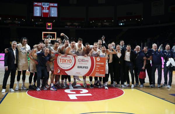 Česká basketbalová reprezentácia