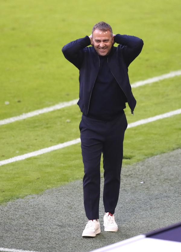 Tréner Bayernu Mníchov Hansi
