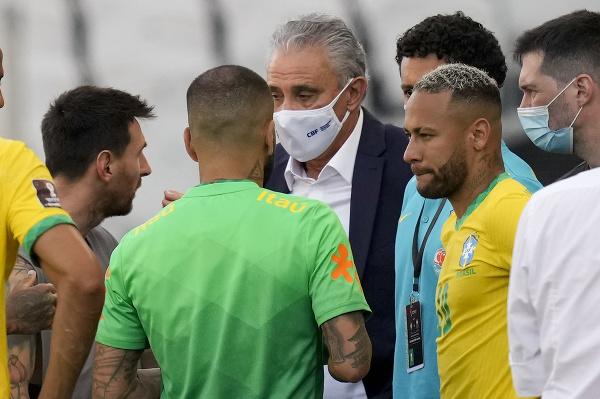 Kouč Brazílie Tite