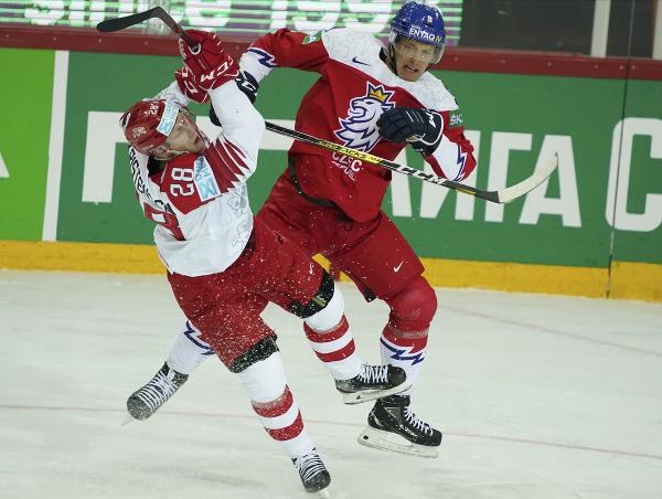 Emil Kristensen a David