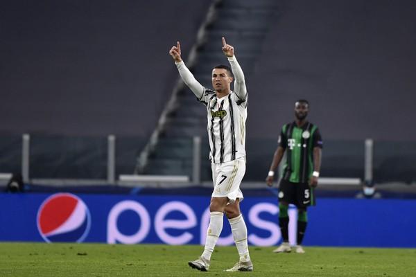 Cristiano Ronaldo sa teší