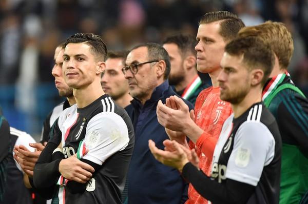 Frustrovaný Cristiano Ronaldo neskrýval