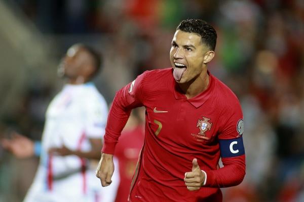 Portugalský futbalista Cristiano Ronaldo